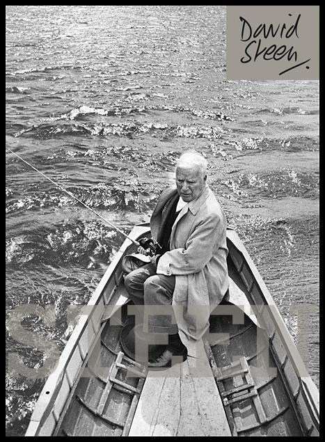 CHARLIE CHAPLIN, IRELAND, APRIL,1962
