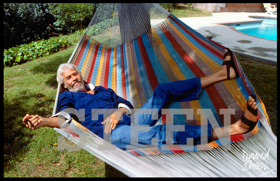 JAMES COBURN, ANTIGUA, MAY, 1978