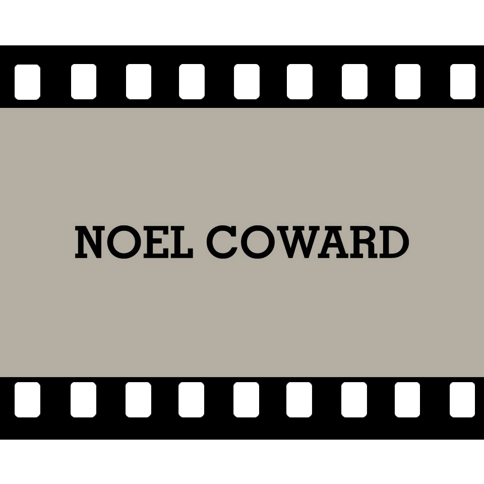 NOEL COWARD VIDEO