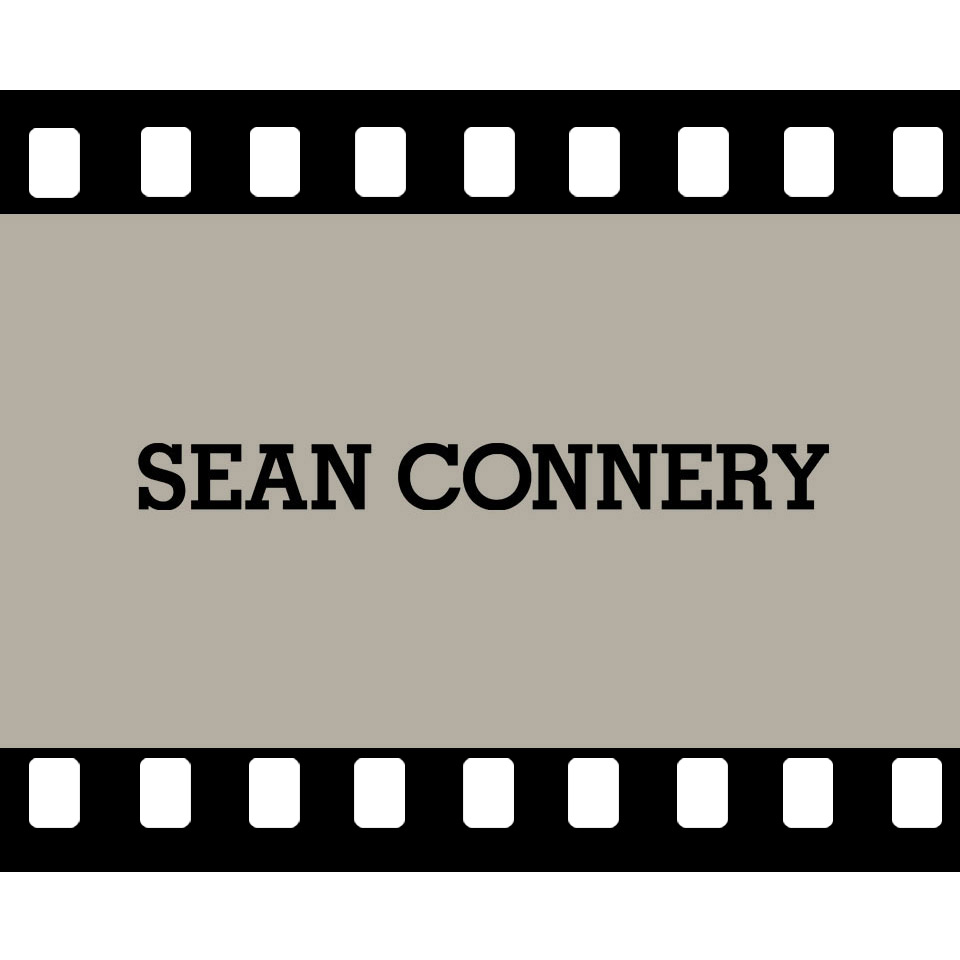 SEAN CONNERY VIDEO