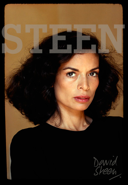 BIANCA JAGGER, LONDON, MAY, 1982