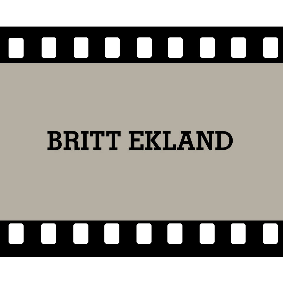 BRITT EKLAND VIDEO
